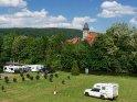 Campingplatz in Hann. Münden    Dieses Motiv ist am 23.06.2018 neu in die Kategorie Andere Städte aufgenommen worden.
