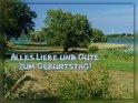 Alles Liebe und Gute zum Geburtstag!    Dieses Kartenmotiv wurde am 25. August 2018 neu in die Kategorie Geburtstagskarten aus Schleswig-Holstein aufgenommen.
