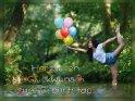 Herzlichen Glückwunsch zum Geburtstag!    Dieses Kartenmotiv wurde am 24. August 2018 neu in die Kategorie Geburtstagskarten für Tanzende aufgenommen.