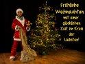 Fröhliche Weihnachten  mit einer glücklichen Zeit im Kreis der Liebsten!    Dieses Motiv befindet sich seit dem 23. Dezember 2018 in der Kategorie Lustige Advents & Weihnachtskarten.