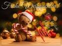 Frohe Weihnachten!  Ganz herzliche Grüße!    Dieses Kartenmotiv wurde am 23. Dezember 2018 neu in die Kategorie Weihnachtskarten aufgenommen.