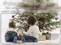 Fröhliche Weihnachten!  Das waren noch Zeiten, als wir Weihnachten wirklich unter dem Weihnachtsbaum feiern konnten!    Dieses Motiv finden Sie seit dem 23. Dezember 2018 in der Kategorie Lustige Advents & Weihnachtskarten.