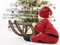 Fröhliche Weihnachten!  Auch der Weihnachtsmann hat mal klein angefangen!    Dieses Motiv findet sich seit dem 22. Dezember 2018 in der Kategorie Lustige Advents & Weihnachtskarten.