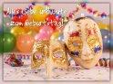 Alles Liebe und Gute zum Geburtstag!    Dieses Kartenmotiv wurde am 25. Februar 2019 neu in die Kategorie Geburtstagskarten für Karnevalisten aufgenommen.