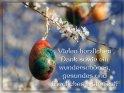 Vielen herzlichen Dank sowie ein wunderschönes, gesundes und friedliches Osterfest!    Dieses Motiv befindet sich seit dem 31. März 2021 in der Kategorie Danke.