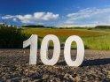 100    Dieses Motiv ist am 16.06.2019 neu in die Kategorie Zahlen aufgenommen worden.