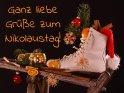 Ganz liebe Grüße zum Nikolaustag!    Dieses Motiv ist am 05.12.2019 neu in die Kategorie Nikolaustag aufgenommen worden.