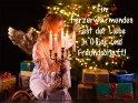 Ein herzerwärmendes Fest der Liebe in Glück und Freundschaft!    Dieses Motiv ist am 20.12.2019 neu in die Kategorie Weihnachtskarten aufgenommen worden.