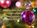 Gerade in diesen Zeiten ein wunderschönes und gesundes Weihnachtsfest!    Dieses Motiv finden Sie seit dem 22. Dezember 2020 in der Kategorie Advents- und Weihnachtskarten für schwere Zeiten.