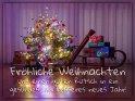 Fröhliche Weihnachten  und einen guten Rutsch in ein gesundes und besseres neues Jahr!    Dieses Motiv wurde am 22. Dezember 2020 in die Kategorie Advents- und Weihnachtskarten für schwere Zeiten eingefügt.