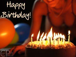 Birthday männer nackt happy 72 Beautiful