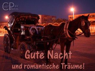 Gute grüße romantische nacht Romantische Sprüche