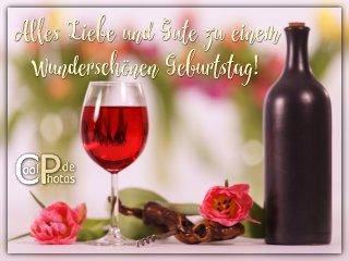 Wein geburtstagswünsche Geburtstagssprüche Wein