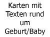 Baby & Geburt (weitere Texte)